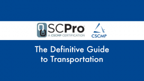 The Definitive Guide to Transportation