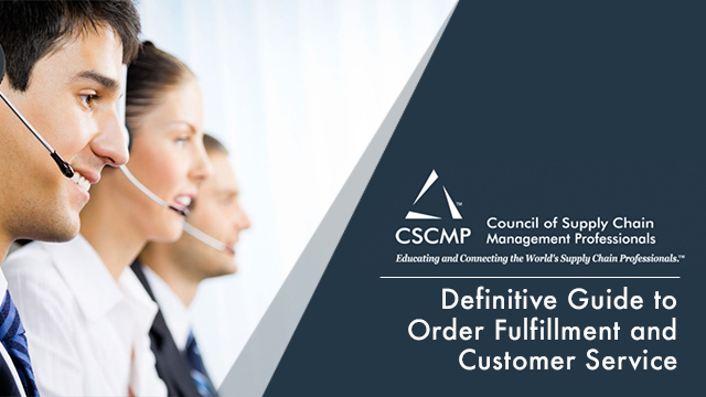 Definitive Guide Order Fulfillment and Customer Service
