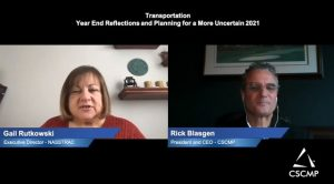 Protected: Transportation: Year End Reflections and Planning for a More Uncertain 2021 – A CSCMPodcast Video